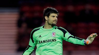 Dimi Konstantopoulos: Looking to win a new contract