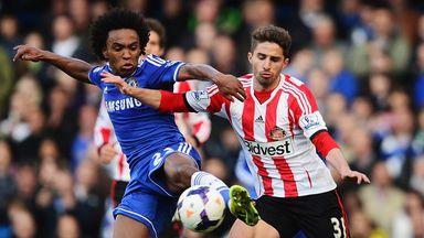 Willian: Feels he needs to add more goals to his game