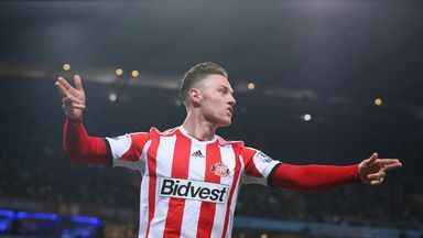 Connor Wickham: Sunderland boss Gus Poyet challenges the striker