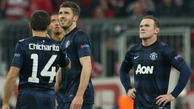Michael Carrick: Admits Manchester United have not been good enough