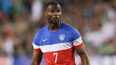 Maurice Edu of USA