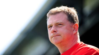 Mark Robins: Huddersfield boss extends stay of Harry Bunn