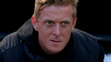 Garry Monk: Says he had received no reply to complaints to head of referees Mike Riley