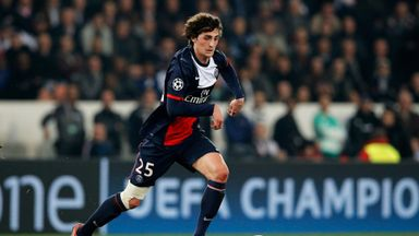 Adrien Rabiot: Set to leave France
