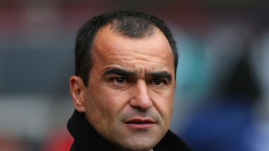 Roberto Martinez: Saw Everton win 1-0 at Sunderland