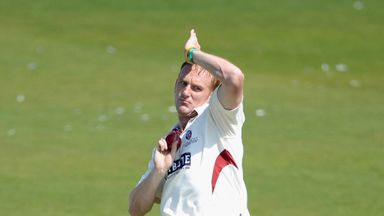 Steve Kirby: Fast bowler forced to retire