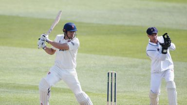 Alastair Cook: Struck 181 for Essex at Chelmsford
