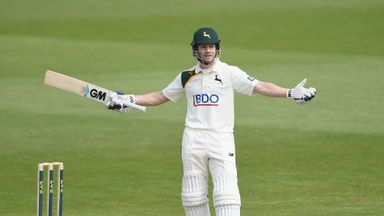 Chris Read: Reprimand for Nottinghamshire wicketkeeper