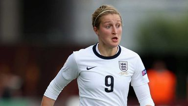 Ellen White: Has enjoyed all the World Cup drama in Brazil