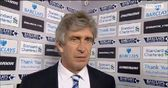 Pellegrini disappointed with loss