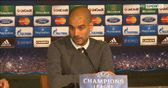 Guardiola unimpressed with Madrid