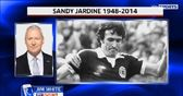 Tributes paid to Sandy Jardine