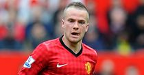 Tom Cleverley: Has just over 12 months left on Man United deal