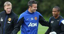 Robin van Persie and Ashley Young: Failed to perform for David Moyes
