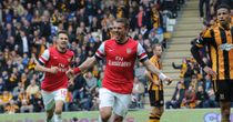 Aaron Ramsey and Lukas Podolski: Celebrate making our Team of the Week