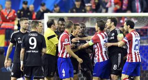 Atletico Madrid 0 Chelsea 0