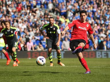 Peter Whittingham: Among the scorers at Pride Park