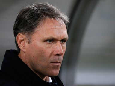 Marco van Basten: Will become AZ head coach
