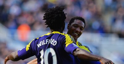 Late Bony goal lifts Swansea