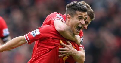 Liverpool: Scoring freely in Premier League this season