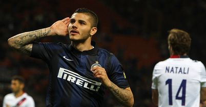 Icardi plans Inter stay