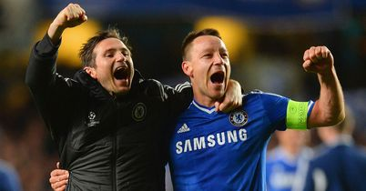 Terry nears new Chelsea deal