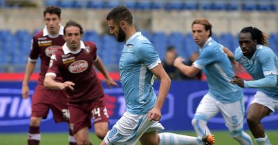 Lazio net late for point