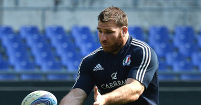 Wasps sign prop Cittadini