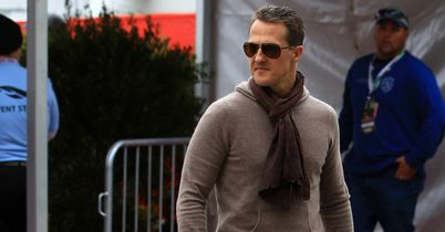 Schumacher files stolen