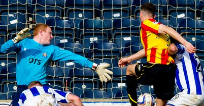 Rugby Park glory for Thistle