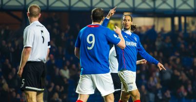 Mohsni doubles up for Rangers