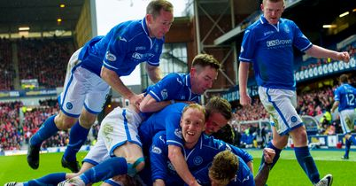 St Johnstone reach cup final