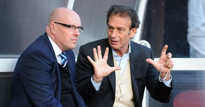 Massimo Cellino: Has to decide whether to back or sack Brian McDermott