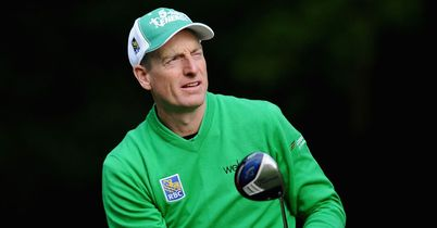 Furyk joins Heritage lead