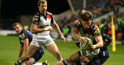 Flying Quins outclass Sharks