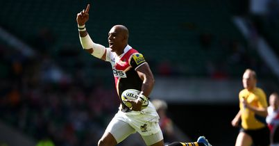 Five-try Wasps down Gloucester