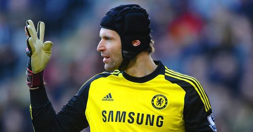 Petr Cech: Set to be axed by Chelsea