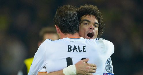 Gareth Bale and Pepe: Linked with United moves
