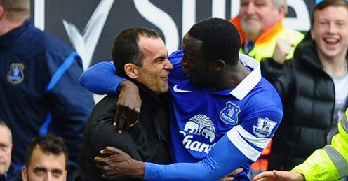 Roberto Martinez: Has got his man