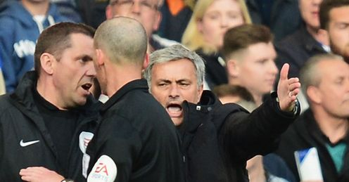 Jose Mourinho: Sarcastic response in post-match interview