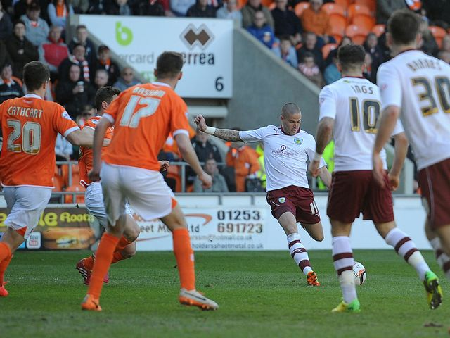 Michael Kightly scores the only goal of the game