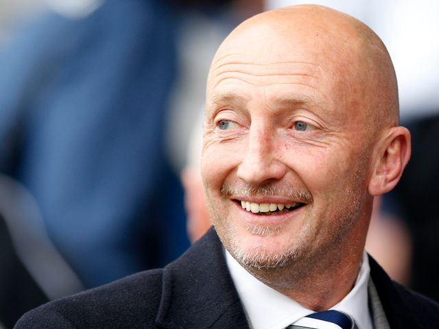 Ian Holloway: Encouraged by his side's performance
