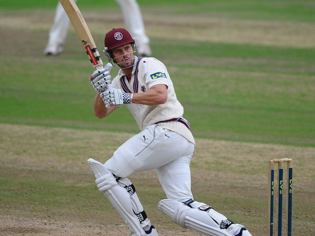 Nick Compton: Kept Middlesex at bay