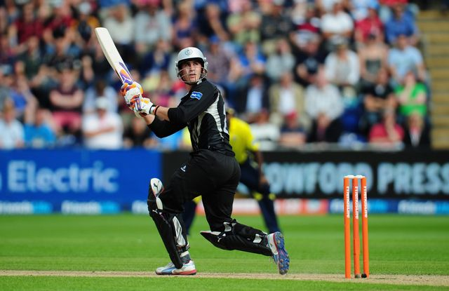 Craig Kieswetter: Made a half-century for Somerset