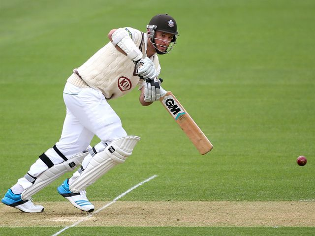Graeme Smith: Set up victory for Surrey