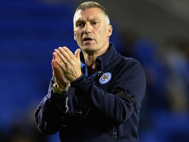 Pearson: Could give Leicester debut to his son