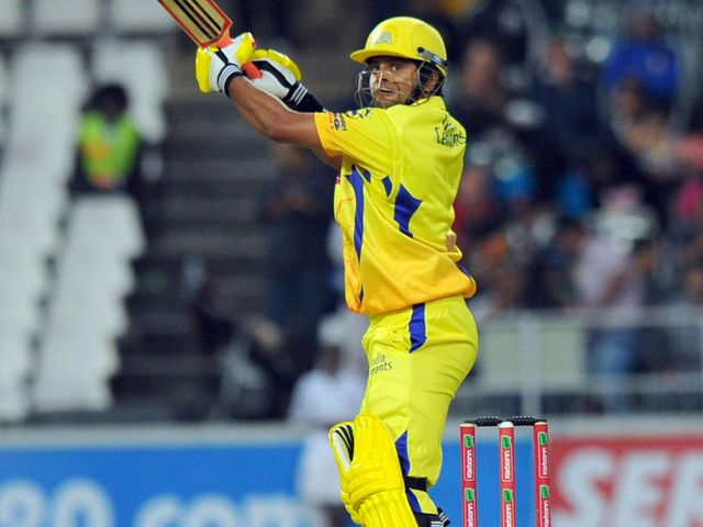 Suresh Raina: Led the Chennai Super Kings home with a fine half century