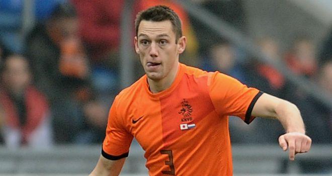 Stefan de Vrij: Linked with Lazio