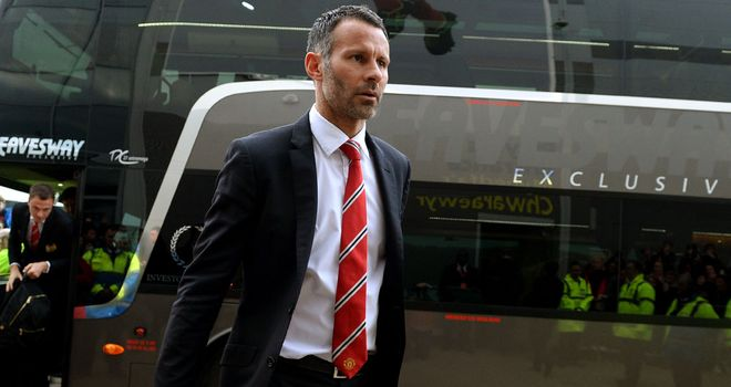 Ryan Giggs: First press conference as interim Manchester United boss comes on Friday morning