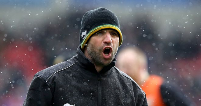 Jim Mallinder: In the running for domestic and European double